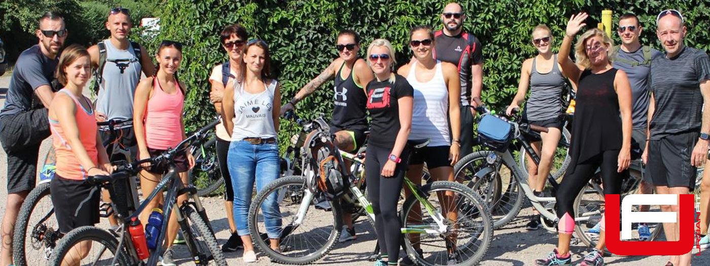 URBANFIT Fahrradtour zum Dritten